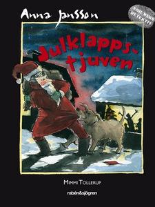 Julklappstjuven (e-bok) av Anna Jansson