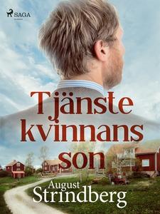 Tjänstekvinnans son (e-bok) av August Strindber