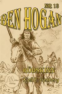 Ben Hogan - Nr 13 - Rödskinn (e-bok) av Kjell E