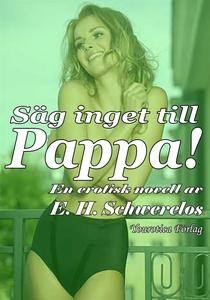 Säg inget till Pappa (e-bok) av E. H. Schwerelo