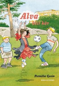 Alva 2 - Alva blir kär (e-bok) av Pernilla Gesé