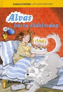 Alva 4 - Alvas bästa födelsedag (e-bok) av Pern