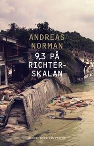 9,3 på Richterskalan (e-bok) av Andreas Norman
