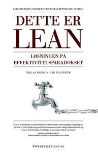 Dette er Lean (e-bok) av Niklas Modig, Pär Åhls