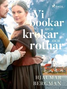 Vi bookar och krokar och rothar (e-bok) av Hjal