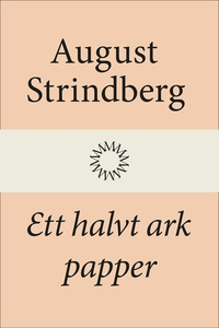 Ett halvt ark papper (e-bok) av August Strindbe