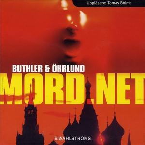 Mord.net (ljudbok) av Dan Buthler, Dag Öhrlund