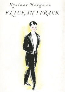Flickan i frack (e-bok) av Hjalmar  Bergman, Hj