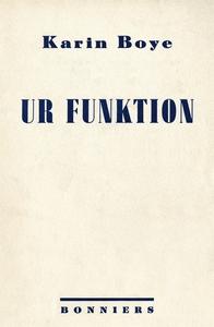 Ur funktion : noveller (e-bok) av Karin Boye