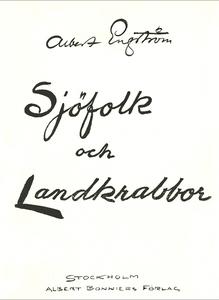 Sjöfolk och landkrabbor (e-bok) av Albert Engst
