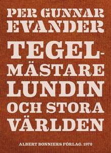 Tegelmästare Lundin och stora världen (e-bok) a