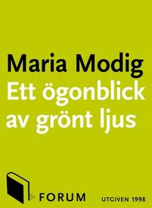 Ett ögonblick av grönt ljus (e-bok) av Maria Mo