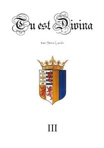 Tu est Divina III (e-bok) av Steve Lando