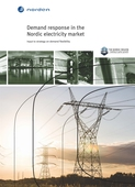 Demand response in the Nordic electricity market