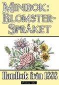 Minibok: Blomsterspråket 1888