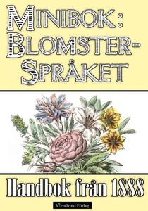 Minibok: Blomsterspråket 1888 (e-bok) av