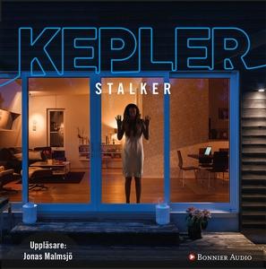 Stalker (ljudbok) av Lars Kepler, Lars Kepler
