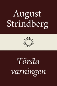 Första varningen (e-bok) av August Strindberg
