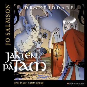 Jakten på Tam (ljudbok) av Jo Salmson