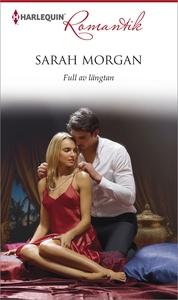 Full av längtan (e-bok) av Sarah Morgan