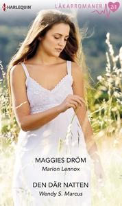 Maggies dröm/Den där natten (e-bok) av Marion L