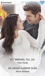 Ett mirakel till jul/Så länge hjärtat slår (e-b