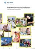 Working environment and productivity
