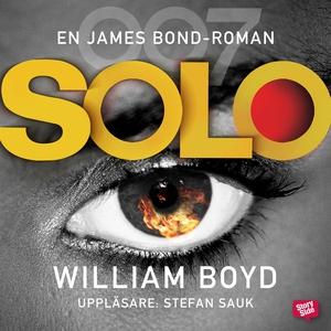 Solo (ljudbok) av William Boyd