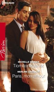 Tiomiljonersarvet/Paris, mon amour (e-bok) av M