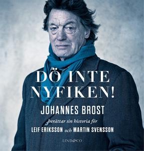 Dö inte nyfiken! (ljudbok) av Leif Eriksson, Ma