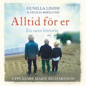 Alltid för er (ljudbok) av Gunilla Lindh, Cecil