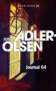 Journal 64 (e-bok) av Jussi Adler-Olsen