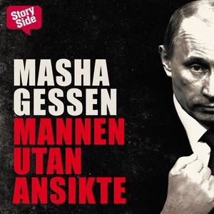 Mannen utan ansikte (ljudbok) av Masha Gessen