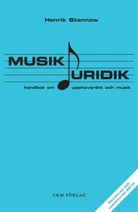 Musikjuridik (e-bok) av Henrik Stannow