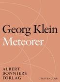 Meteorer : Tre lysande särlingar