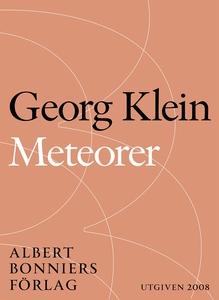 Meteorer : Tre lysande särlingar (e-bok) av Geo