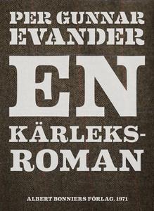 En kärleksroman (e-bok) av Per Gunnar Evander,