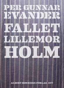 Fallet Lillemor Holm (e-bok) av Per Gunnar Evan