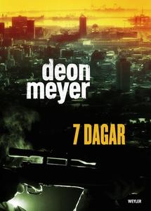 7 dagar (e-bok) av Deon Meyer