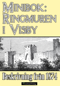Minibok: Ringmuren i Visby (e-bok) av Karl Joha