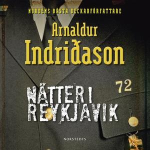 Nätter i Reykjavik (ljudbok) av Arnaldur Indrid