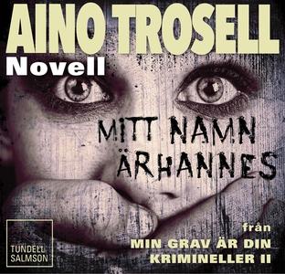 Mitt namn är Hannes, novell ur Krimineller II (