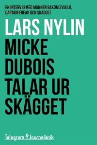 Micke Dubois talar ur skägget - En intervju med