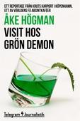 Visit hos grön demon - Ett reportage från Kruts Karport i Köpenhamn, ett av världens få absintkaféer