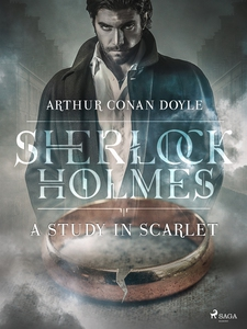 A Study in Scarlet (e-bok) av Arthur Conan Doyl
