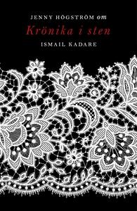 Om Krönika i sten av Ismail Kadare (e-bok) av J