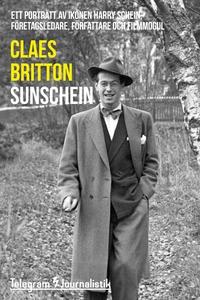 Sunschein - Ett porträtt av ikonen Harry Schein