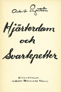 Hjärterdam och Svartepetter (e-bok) av Albert E