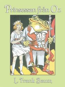 Prinsessan från Oz (e-bok) av L. Frank Baum