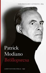 Bröllopsresa (e-bok) av Patrick Modiano